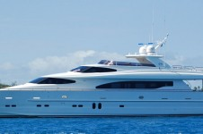 Motor yacht AQUARIUS - 90f Horizon